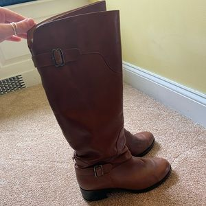 Rud Tan Riding Boots